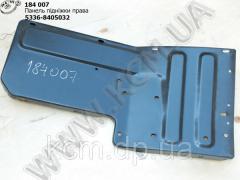 Панель підніжки прав. 5336-8405032 МАЗ, ...