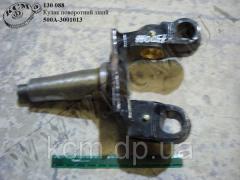 Кулак поворотний лів. 500А-3001013, арт. 500А-3001013