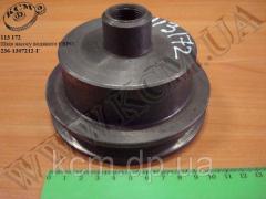 Шків насоса водяного 236-1307216 (Евро-2), арт. 236-1307216