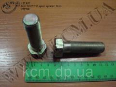 Болт штанги реакт. 372768 (М18*1,5*65) МАЗ, арт. 372768