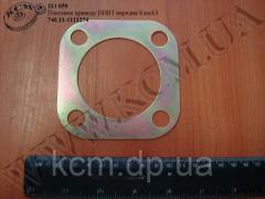Пластина приводу ПНВТ передня 740.11-1111274 КамАЗ