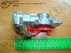 Головка зєднувальна 48014С (без клапана, червона М22*1,5)