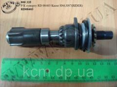 Р/к супорту RD 08403 Knorr SN6,SN7 RIDER