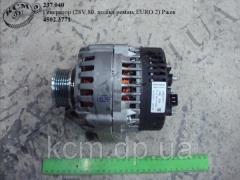 Генератор 4502.3771 (28V,80, полікл.ремінь, Евро-2) Ржев, арт. 4502.3771