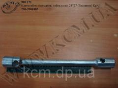Ключ гайок коліс 250-3901085 (балонник, 24*27) КрАЗ