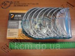 Вкладиші корінні 236-1000102-Б2-Р1 (109,75) ДЗВ, арт. 236-1000102-Б2-Р1