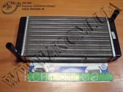 Радіатор опалювача 64221-8101060-10 Пекар, арт. 64221-8101060-10