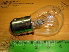 Лампа поворота двухконтактна А12-21-5+2