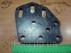 Пластина балки опори 64255-1715013 МАЗ, ...