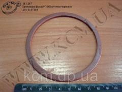 Прокладка фільтру ТОП 201-1117118 (гумова...