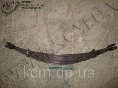 Ресора перед. 255Б-2902012-22 (14 лист) БЗРП