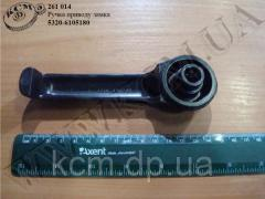 Ручка приводу замка 5320-6105180, арт. 5320-6105180