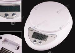 Электронные весы для дома и кухни с ЖК-экраном