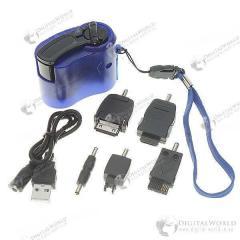 Зарядное устройство динамо для экстренной зарядки