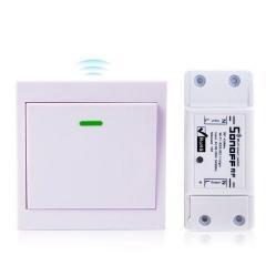 WiFi выключатель Sonoff RF с пультом в виде