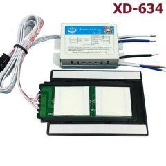 Сенсорный выключатель XD-634 для декоративной