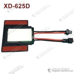 Сенсорный выключатель XD-625D для зеркала, 1