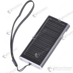 Зарядное устройство на солнечных батареях для