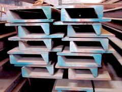 Формы поставки полособульб EN 10025