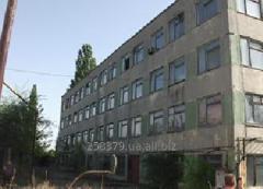 Здания и сооружения помещения по адресу: ...