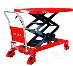 Стол подъёмный гидравлический Skiper SKT 1000