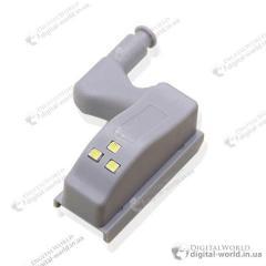 Светодиодный cветильник автоматический для