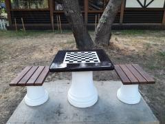"Set ""chess table"""