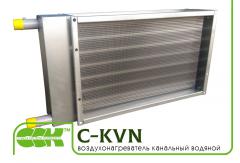 C-KVN-90-50-3 нагреватель воздуха водяной