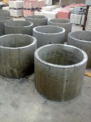Колодезные кольца КС 8-9 КС-10-9, КС-15-9