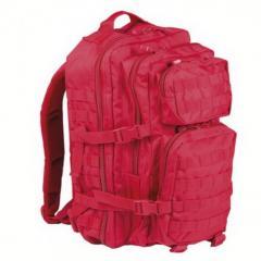 Рюкзак штурмовой большой Mil-Tec 36 л красный