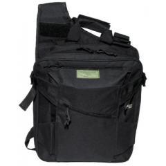Рюкзак-сумка MFH,  черная