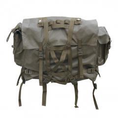 Рюкзак швейцарской армии прорезиненный 65 л