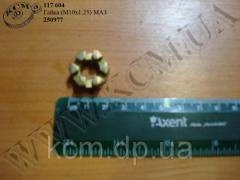 Гайка 250977 (М10*1, 25) МАЗ,  арт. 250977