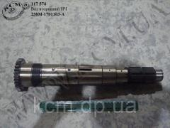 Вал вторинний 238М-1701103-А НЧ