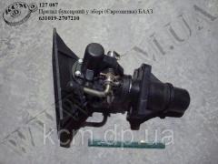 Прилад буксирний в зб. 631019-2707210 (Єврозцепка) БААЗ, арт. 631019-2707210