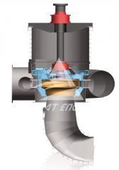 Вертикальные центробежно-спиральные насосы
