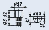 Транзистор КТ698А