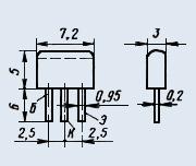 Транзистор КТ315Е