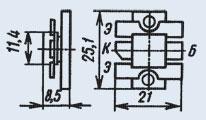 Транзистор КТ9116А