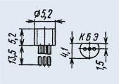 Транзистор КТ6127И
