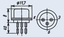 Транзистор МП106
