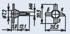 Транзистор КТ939Б