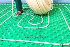 Mats for water floors