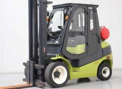Fork lift loaders