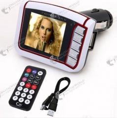 Беспроводной автомобильный MP3\MP4 плеер с