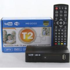 Тюнер Т2 MEGOGO для просмотра эфирного цифрового