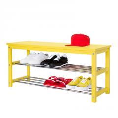 Банкетка Fenster NVD-04 Жёлтая