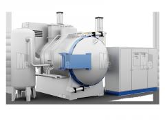 Vacuum hardening furnace