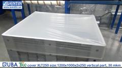 QUBA BIO COVER XL T and D 250 1200x1000x2x250mm,