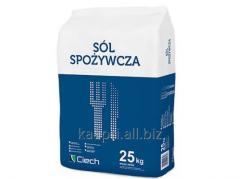 """Соль пищевая Экстра """"Славянская"""","""